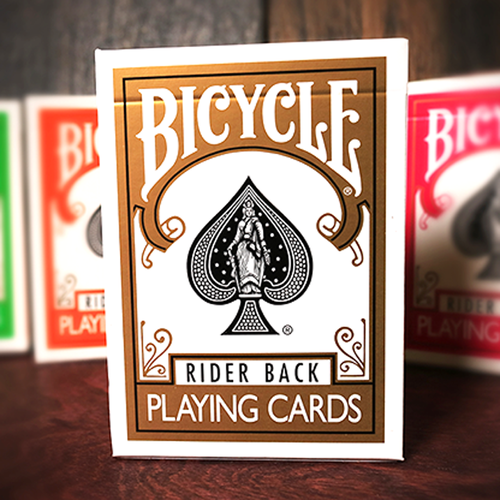 [바이시클 골드]Bicycle Gold Playing Cards by US Playing Cards