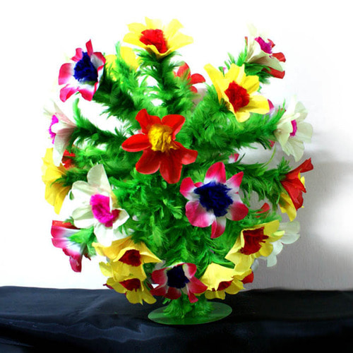 "[보타니아]Classic Botania Jumbo (22""/40 Flowers) by Mr. Magic - Trick"