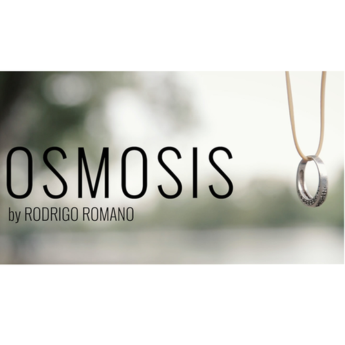 오스모시스Osmosis (Gimmicks and Online Instructions) by Rodrigo Romano and Mysteries - Trick