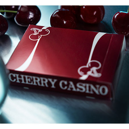 [체리카지노/리노레드Cherry Casino (Reno Red) Playing Cards] By Pure Imagination Projects