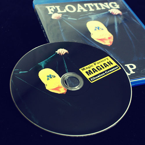 [DV003]플로팅캡 (Floating cap with DVD)