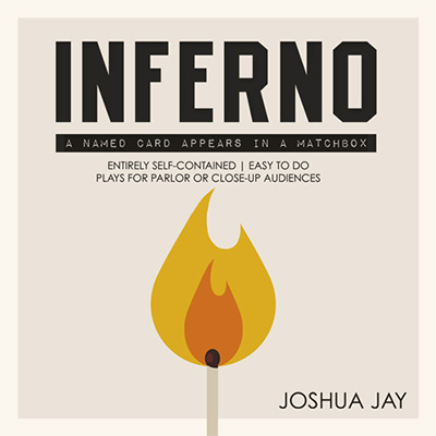 Inferno by Joshua Jay and Card-Shark - Trick