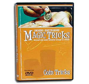 Coin Magic Tricks DVD(동전마술기초)