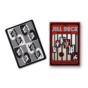 PC210 Jill Deck(Jill Deck By Annabel de Vetten and Card...)