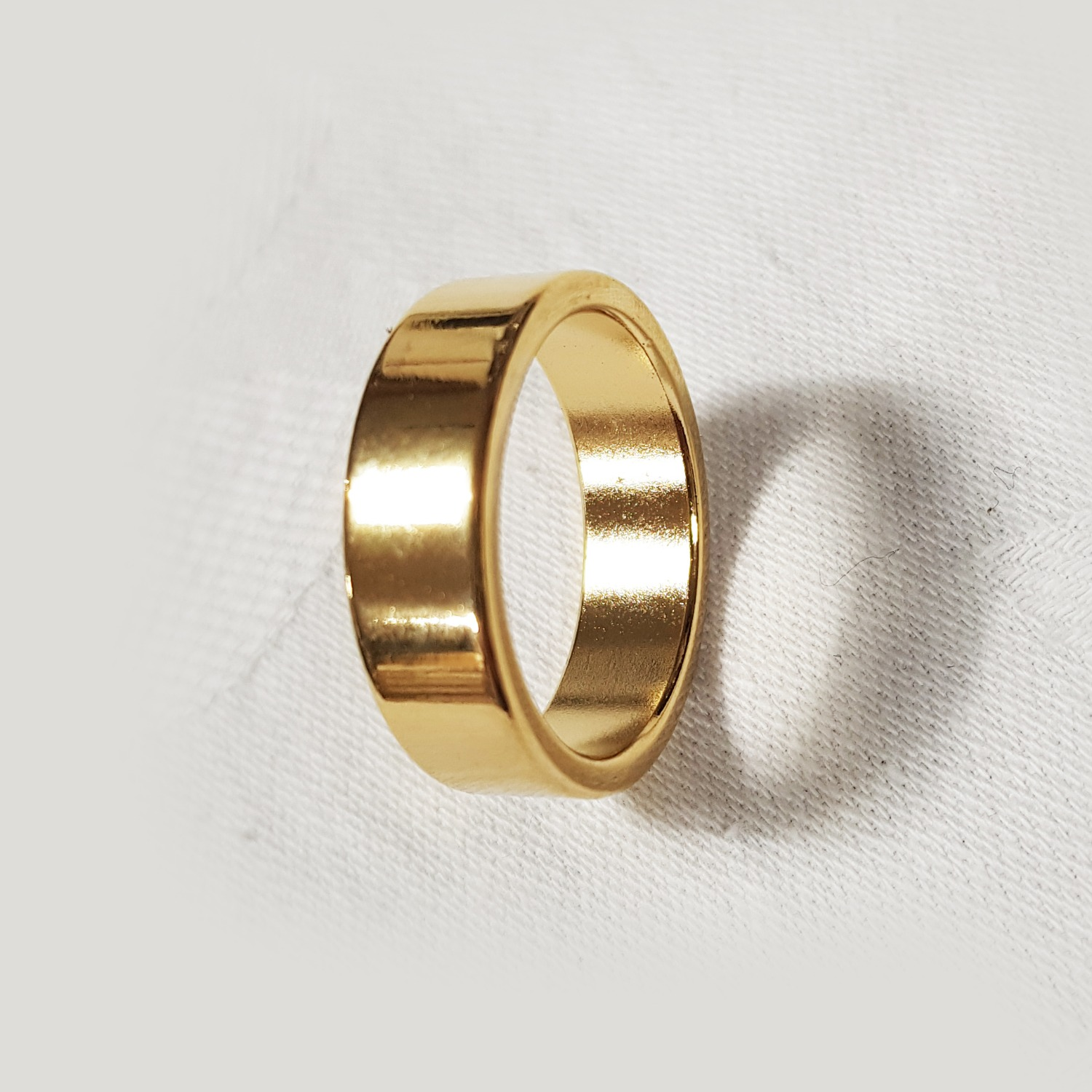 Wedding Band PK Ring Gold[라운드형 자석반지 Gold]