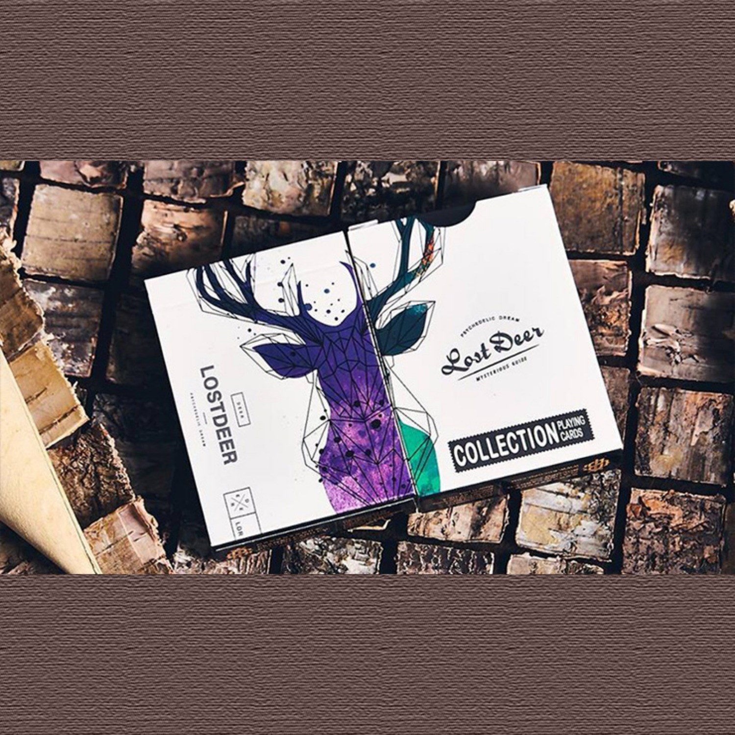 Lost Deer Purple Edition by Eriksson and Bocopo