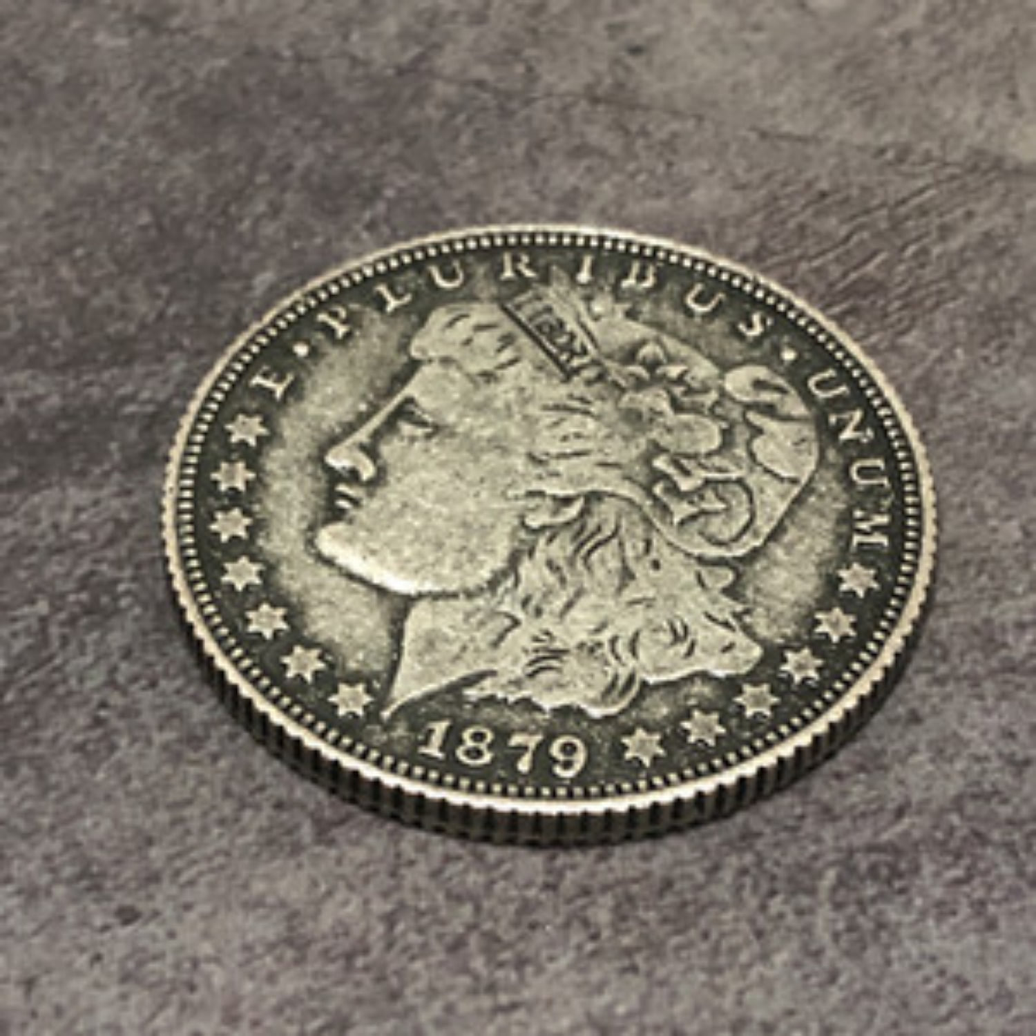 [리얼 모건달러] Morgan Dollar (Zinc Alloy, 3.8cm)