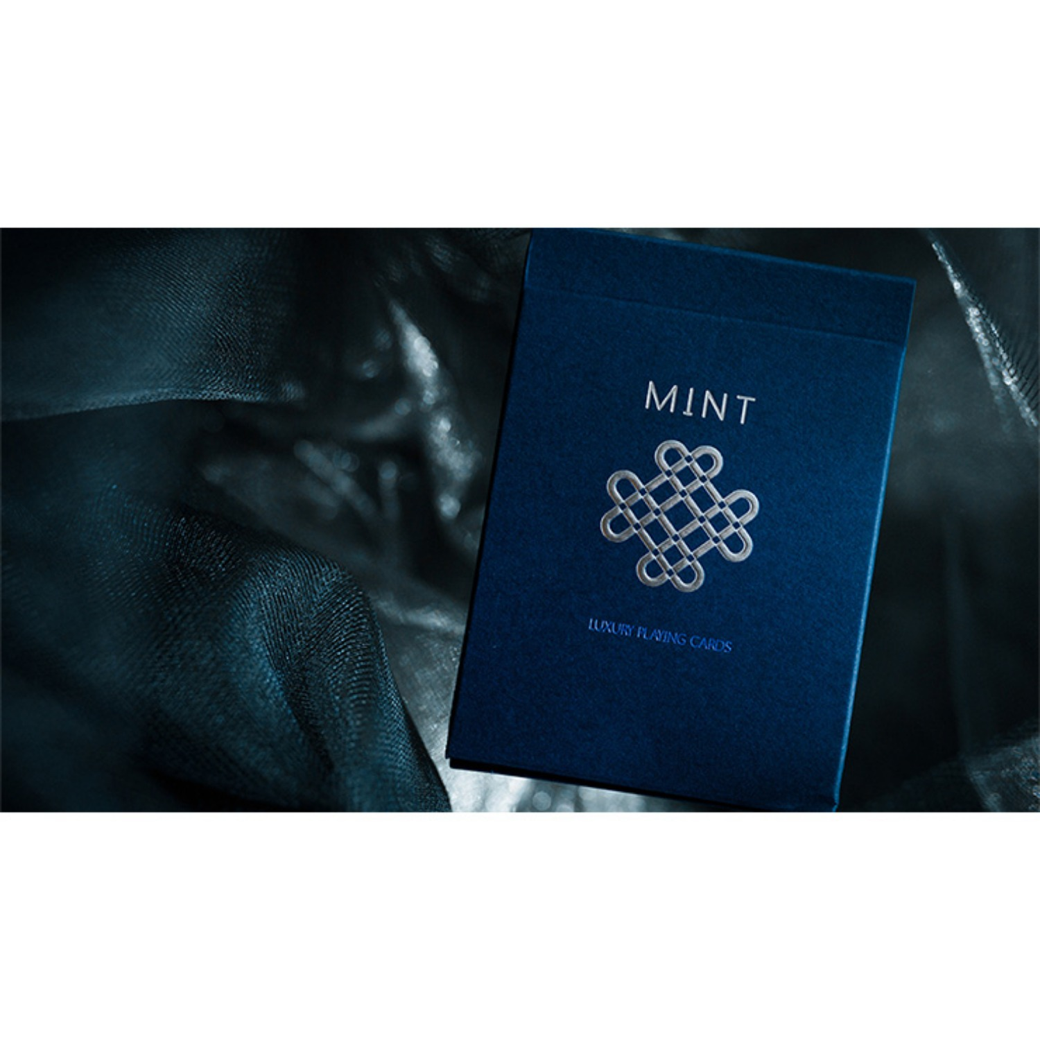 [블루베리 민트 2]Mint 2 Playing Cards (Blueberry)