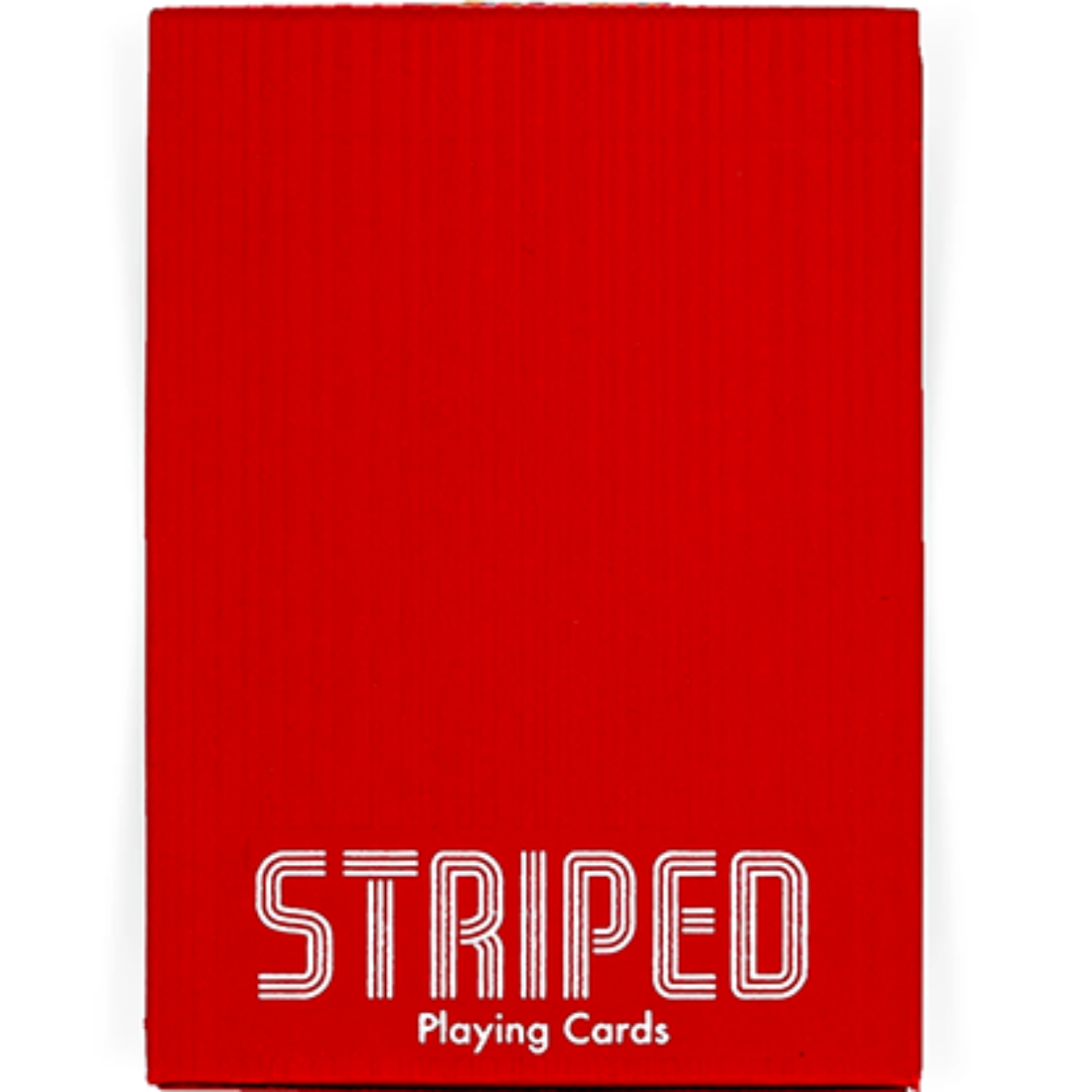 스트립덱(한정판)Limited Edition STRIPED Playing Cards