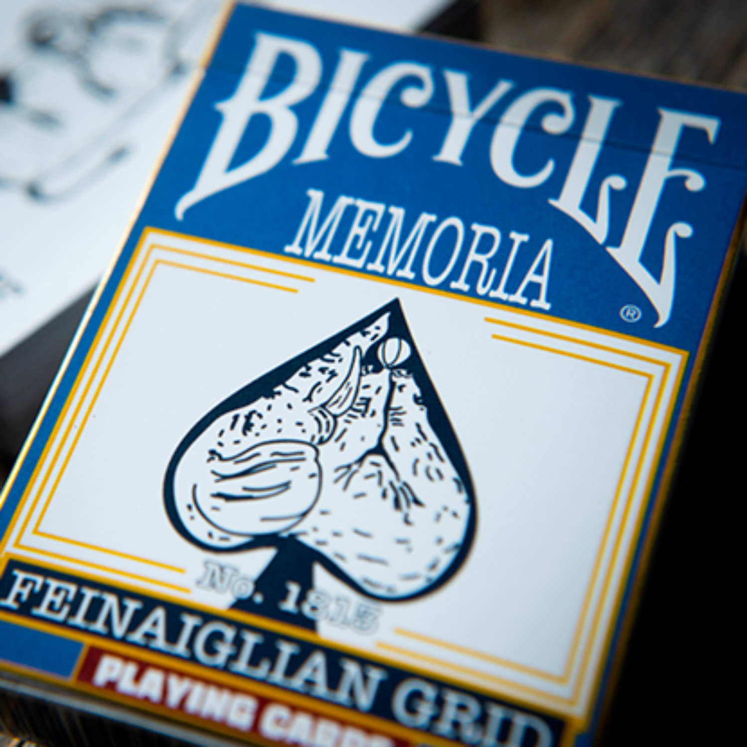 [메모리아덱]Memoria Deck (Feinaiglian Grid) Playing Cards