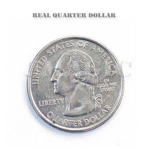[CO041]리얼쿼터달러(Real Quarter Dollar)