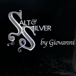 [정품 솔트앤실버] Salt & Silver by Giovanni Livera