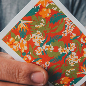 [플로라덱] Flora Playing Cards by Paul Robaia