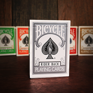 [바이시클 실버] Bicycle Silver Playing Cards by US Playing Cards