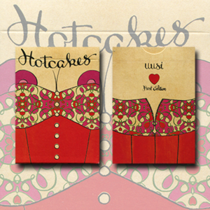 [레드핫케익덱] Red Hotcakes Playing Cards by Uusi