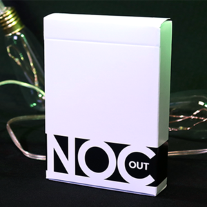 [녹아웃 화이트] NOC Out: White Playing Cards