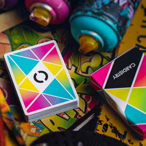 [카디스트리컬러덱] Cardistry Color Playing Cards