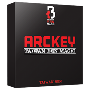 [벤딩키]ArcKey Bending Key by Taiwan Ben - Trick