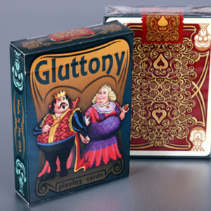 [글루토니덱]Gluttony Playing Cards by Collectable Playing Cards