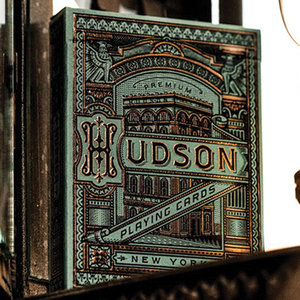 [허드슨플레잉카드] Hudson Playing Cards by theory11