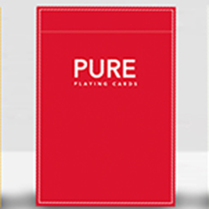 [퓨어녹덱/레드]Pure NOC (Red) Playing Cards by TCC and HOPC