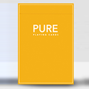 [퓨어녹덱/옐로우]Pure NOC (Yellow) Playing Cards by TCC and HOPC