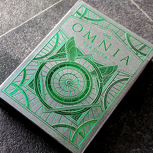 [옴니아]Omnia Perduta Playing Cards by Giovanni Meroni
