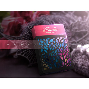 [한정판 덴텔플레잉카드 / Limited Edition Dentelle Playing cards] by Bocopo