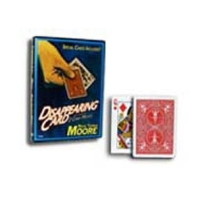 [DV089]Disappearing Card-DVD
