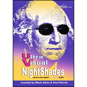 [DV216]UV 나이트 쉐이드(UV Nightshades DVD)