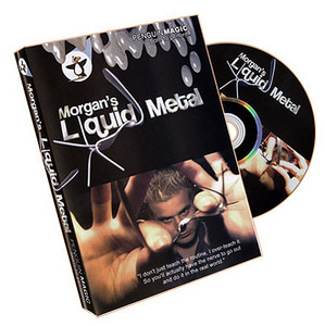 [DV222]리퀴드 메탈 DVD (Liquid Metal DVD)
