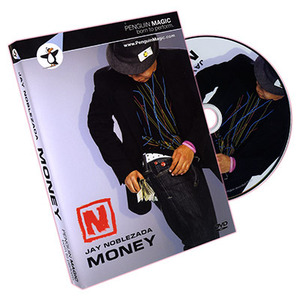 [DV193]머니(Money by Jay Noblezada/DVD) *2차재입고*
