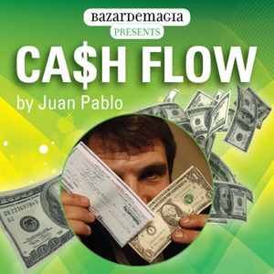 [DV250]캐쉬플로우(Cash Flow-DVD and Gimmick)