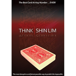 [DV106]씽크 (Think by Shin Lim-DVD)