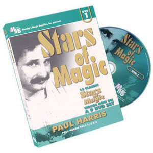 [DV107]Stars Of Magic #2 (Paul Harris) - DVD