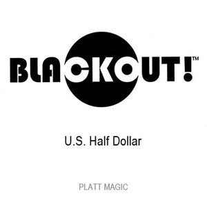[DV052]블랙아웃(Black_Out/Half Dollar)with DVD