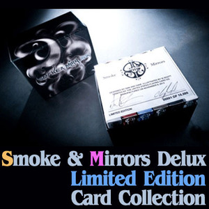 [리미티드 에디션]스모크&미러 디럭스 에디션(Smoke and Mirrors Delux Limited Edition Card Collection by Dan & Dave)