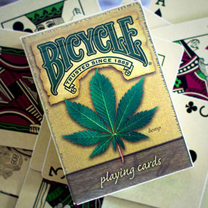 PC012Hemp deck (Bicycle)[헴프덱/USPC]