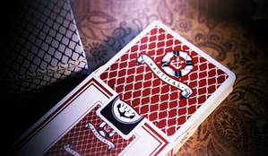 PC083Nautical Playing Cards (Red)