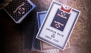 PC088Nautical Playing Cards (Blue)