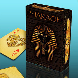 PC096파라오덱 (Pharaoh Deck by Collectable Playing Cards)