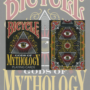 Bicycle Gods of Mythology Deck by Collectable Playing Cards - Trick