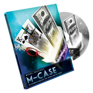 M-Case(DVD and Gimmick) by Mickael Chatelain - Trick