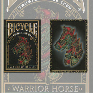 [워리어 홀스덱] Warrior Horse Deck by USPCC