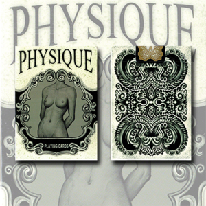 Physique Playing Card by Collectable Playing Cards - Trick