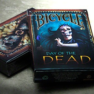 Bicycle Day of The Dead by Collectable Playing Cards - Trick