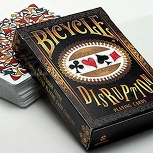 Bicycle Disruption Deck by Collectable Playing Cards - Trick