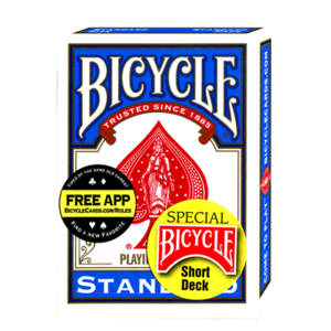 [쇼트덱 바이시클]Bicycle Short Deck by USPC
