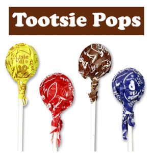 투씨팝[Tootsie Pops by Ickle Pickle Products - Trick ]