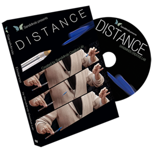 [디스턴스]Distance (DVD and Gimmicks) by SansMinds Creative Lab - Trick